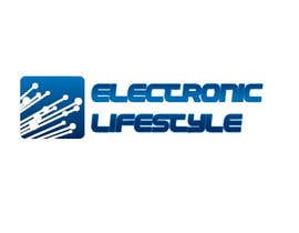 #3 para Logo Design for Electronic Lifestyle por obair1057