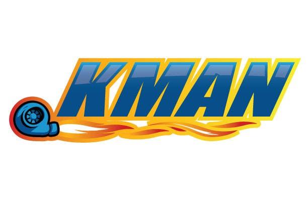 Konkurrenceindlæg #115 for Logo Design for KMAN