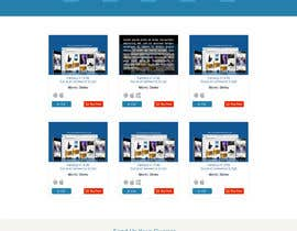 #18 para Design a Website Mockup for appkodes.com de breekbrains