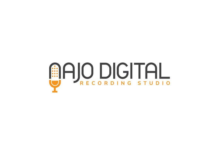 Kilpailutyö #                                        7                                      kilpailussa                                         I need a logo designed for Digital recording studio