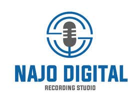 Nro 31 kilpailuun I need a logo designed for Digital recording studio käyttäjältä anilabrata