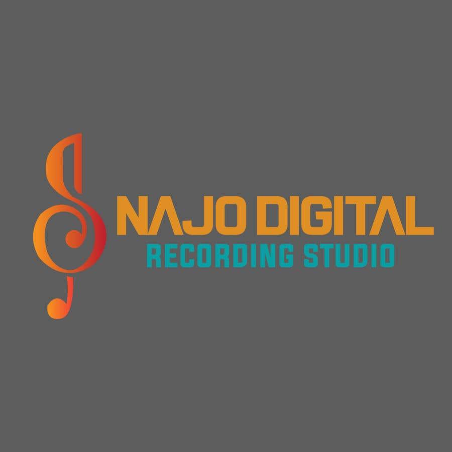Kilpailutyö #                                        34                                      kilpailussa                                         I need a logo designed for Digital recording studio