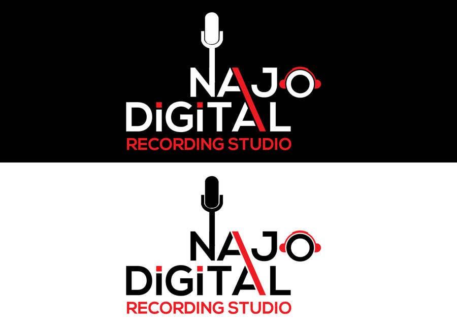 Kilpailutyö #                                        23                                      kilpailussa                                         I need a logo designed for Digital recording studio
