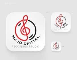Nro 13 kilpailuun I need a logo designed for Digital recording studio käyttäjältä sajidGFX