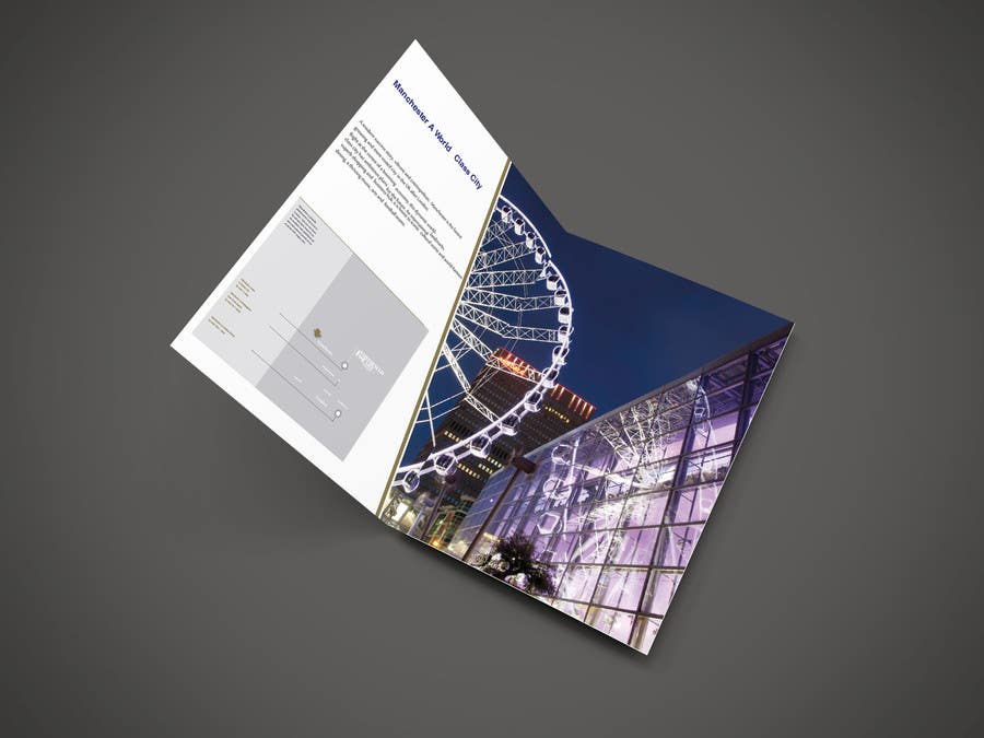 Participación en el concurso Nro.12 para Design a Brochure for Property project