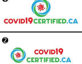#1 cho Create new Logo for covid19certified.ca bởi Saraalee