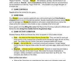 Nro 7 kilpailuun Suggest concepts for an undead-themed mobile game käyttäjältä clettah