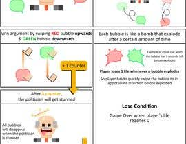 Nro 9 kilpailuun Suggest a concept for a politics-themed mobile game käyttäjältä syauqihh