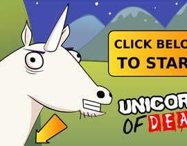Nro 19 kilpailuun Concept for a unicorn-themed mobile game käyttäjältä EIIIIII
