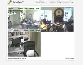 Rasa156 tarafından Website Design for CarrotCams için no 1