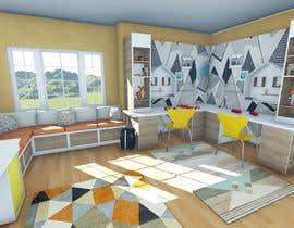 #21 для Home Office /Creative PlaySpace Design and Drawings от mechanical78