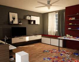 #16 для Home Office /Creative PlaySpace Design and Drawings от mircomontenegro1