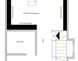 #14 для Home Office /Creative PlaySpace Design and Drawings от asraful16