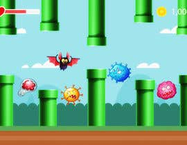 #9 for 2D fly animation Batt + 2D die animation virus. by Rahul7401