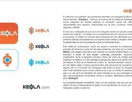 nº 85 pour Diseño de Logo KeOla par chavesharold01