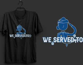 nº 35 pour We Served Too par Saba0023