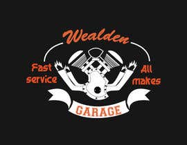 #62 para Design a Logo for Local Car Garage / Mechanic de antra442