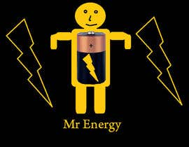 #1 para Logo Design for Mr Energy por dissyee