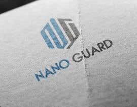#45 para Criação de marca Nanoguard - Nanoguard product brand creation por muslimsgraphics