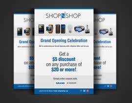 Nro 1 kilpailuun Design a Grand Opening E-mail käyttäjältä Khalilmz