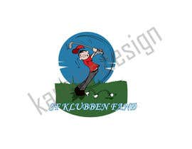 #3 cho Logo Design for mens section in golfclub bởi kangian