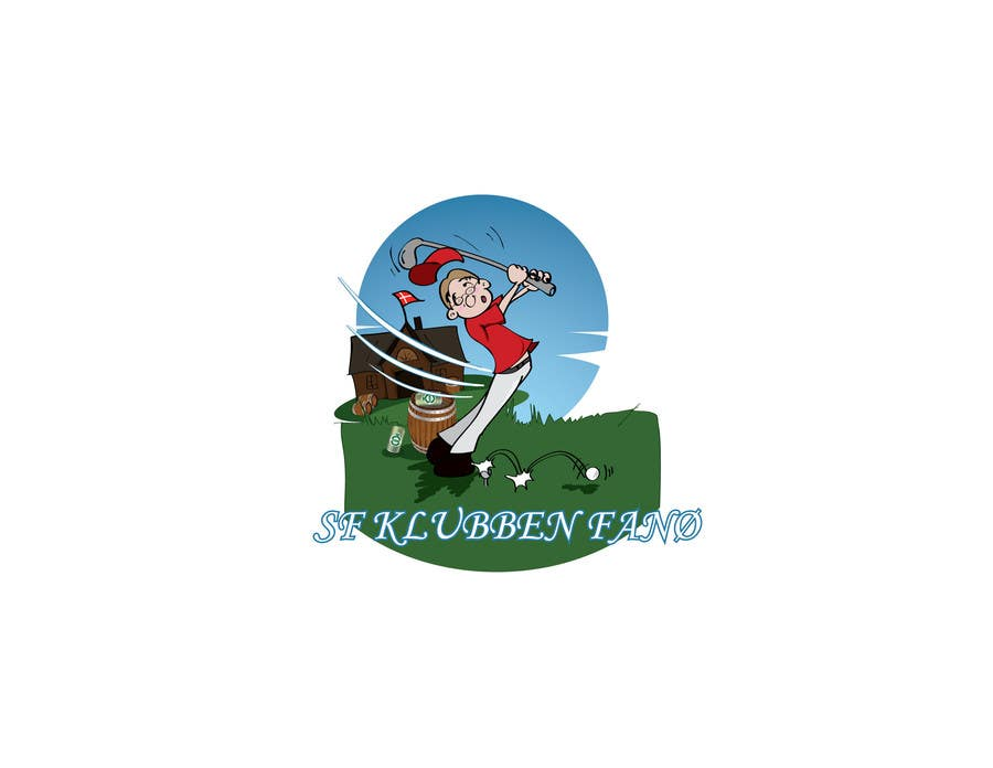 Kilpailutyö #6 kilpailussa Logo Design for mens section in golfclub
