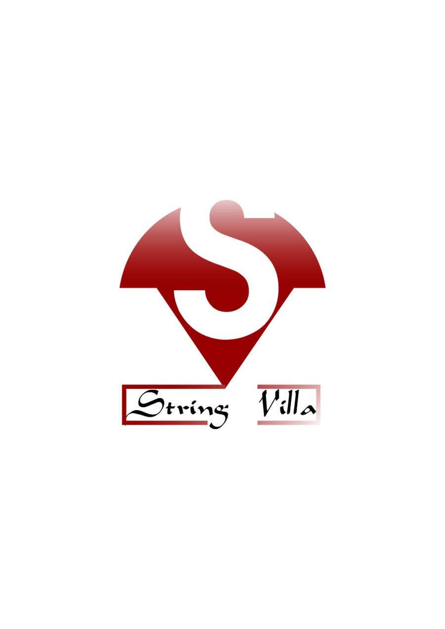 Penyertaan Peraduan #                                        15                                      untuk                                         Build a logo for String Villa
