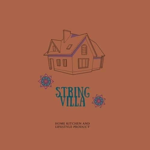 Penyertaan Peraduan #                                        25                                      untuk                                         Build a logo for String Villa