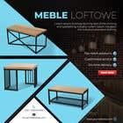 Graphic Design Inscrição do Concurso Nº52 para 3 Banners 1600 x 1600 px - LOFT style,