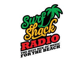 #133 für Design a Logo for Surf Shack Radio von johnbeetle