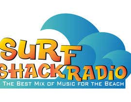 #187 für Design a Logo for Surf Shack Radio von MaKArty