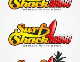#191 for Design a Logo for Surf Shack Radio by Iddisurz
