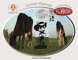#19 cho Logo Design for Farmer Harmer Grass Fed Beef bởi hjdeshmukh02
