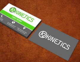 #297 pentru Design some Business Cards for K2 Kinetics de către aminur33