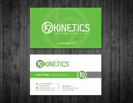 #264 untuk Design some Business Cards for K2 Kinetics oleh webixbd