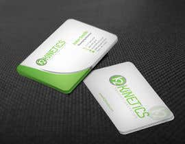 #311 pentru Design some Business Cards for K2 Kinetics de către imtiazmahmud80