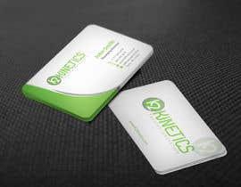 #311 untuk Design some Business Cards for K2 Kinetics oleh imtiazmahmud80