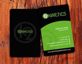 #328 for Design some Business Cards for K2 Kinetics by logosuit