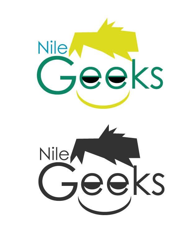 Penyertaan Peraduan #13 untuk Design a Logo for NileGeeks startup