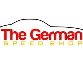 nº 6 pour Logo design for the, German speed shop par trying2w