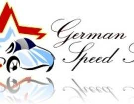 nº 18 pour Logo design for the, German speed shop par agentnick08