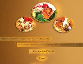 Tonoy16111994님에 의한 menu design을(를) 위한 #5