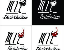 #70 for Creating a logo design for MIY DISTRIBUTION by DiegoXEO
