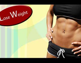 #20 for Advertisement Design for weight loss af shridhararena