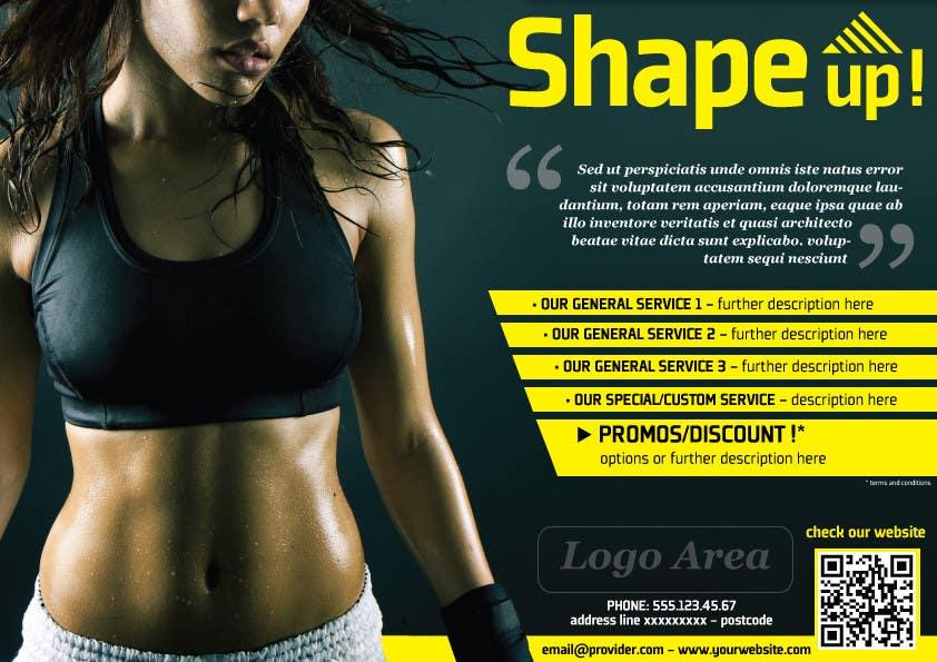 Inscrição nº                                         19                                      do Concurso para                                         Advertisement Design for weight loss