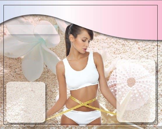 Penyertaan Peraduan #23 untuk Advertisement Design for weight loss