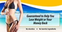 Graphic Design Kilpailutyö #27 kilpailuun Advertisement Design for weight loss