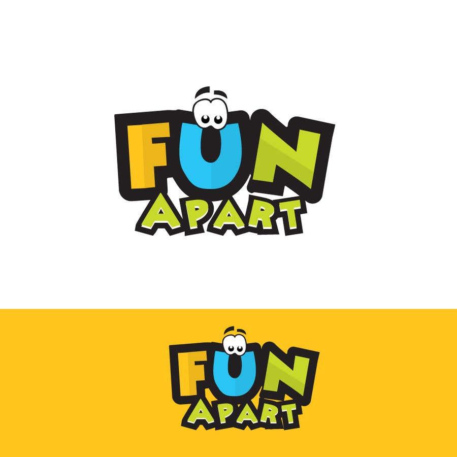 Конкурсная заявка №                                        35                                      для                                         New logo - Fun Apart