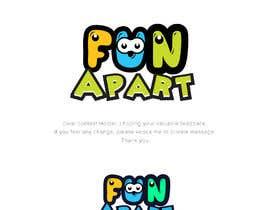 #88 для New logo - Fun Apart от GlobalArtBd