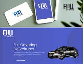 #221 for I need a logo for the leading car wrapping company in Belgium : Fullcovering.com by laughingeyes0